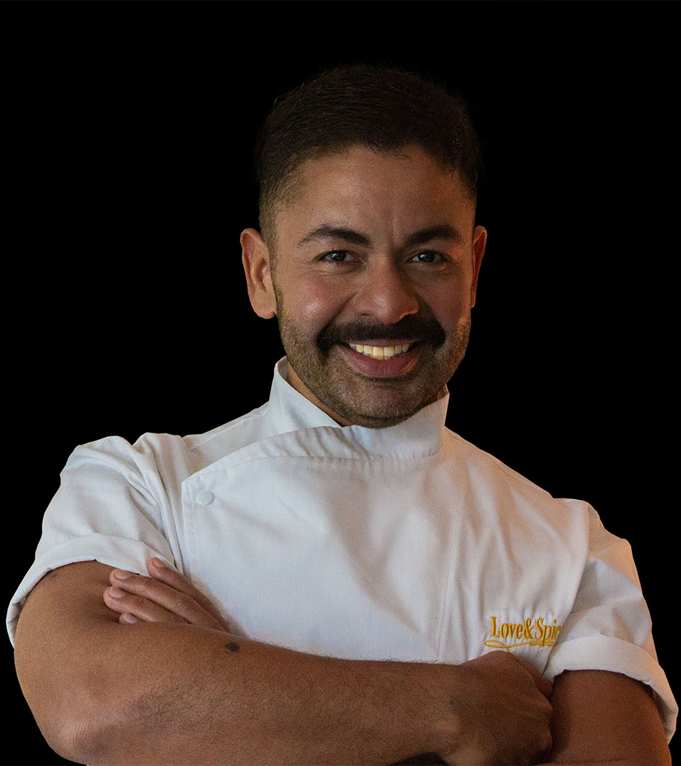 Chef Sami Rodriguez Creative Director and Partner at Love and Spice Miami